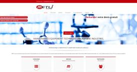 Metli, Équipement et matériel de laboratoire industriel